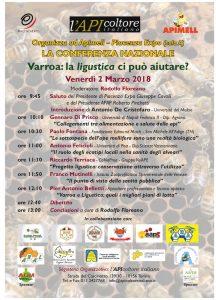 Locandina Convegno L'APIcoltore Italiano
